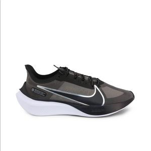 Nike ZOOM gravity Black metallic silver 8